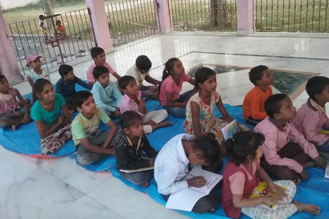 Child Education by Manjil N9