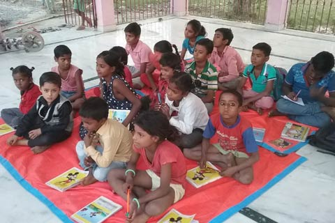 Child Education by Manjil N14