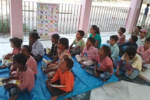 Child Education by Manjil N11