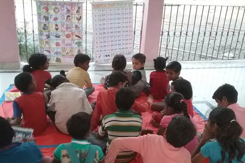 Child Education by Manjil N16
