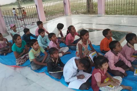 Child Education by Manjil N10